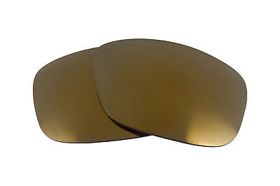 Polarized Replacement Lenses For Oakley Ten X Sunglasses Anti-Scratch Gold • 10.57£