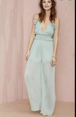 AU41 • Buy Alice Mccall White Noise Moss Jumpsuit