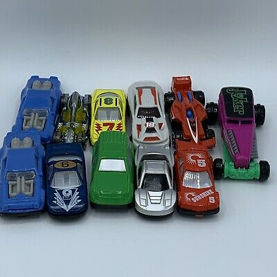 $4.99 • Buy Bundle Lot Of 11 Toy Cars McDonalds Hot Wheels And Others Joker
