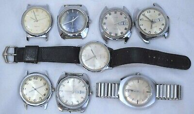 $ CDN26.94 • Buy TIMEX ELECTRIC ELECTRONIC WATCH LOT X8 ~ Men's Vintage Retro Watches DYNABEAT