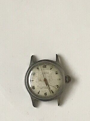 Vintage Troxell Wrist Watch 17J Emerson Watch Co R(222) • 8.16£