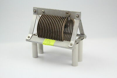 Air Coil, RF Inductor, 15 UH,diameter 100mm Long 120mm Wire 12.5X2.3MM • 64.94£