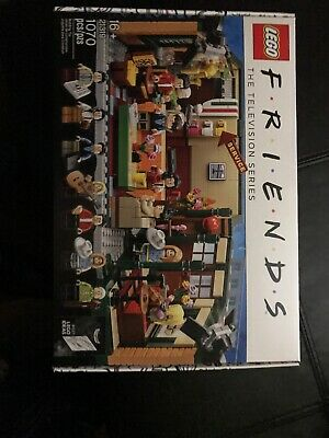 $84 • Buy LEGO 21319 Friends The Television Series Central Perk Ideas #027 1070pcs New