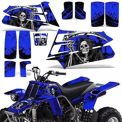 AU132.07 • Buy Decal Graphic Kit Yamaha Banshee 350 ATV Quad Decal Wrap Parts Deco 87-05 REAP U