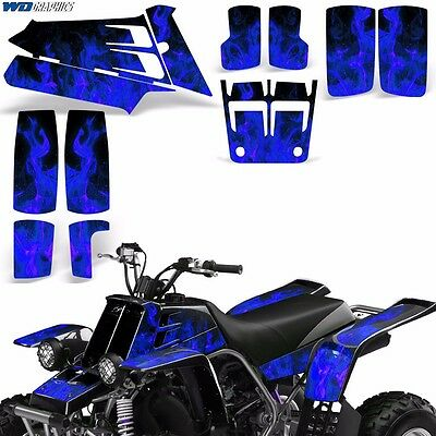 AU132.07 • Buy Decal Graphic Kit Yamaha Banshee 350 ATV Quad Decal Wrap Parts Deco 87-05 ICE U