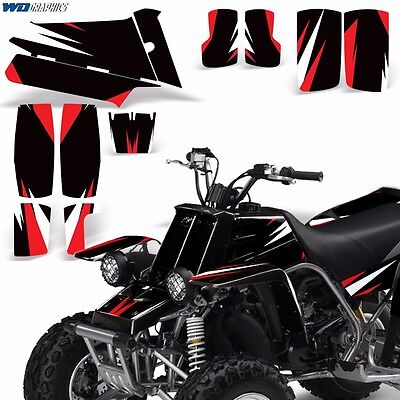 AU132.07 • Buy Decal Graphic Kit Yamaha Banshee 350 ATV Quad Decal Wrap Parts Deco 1987-2005 MO