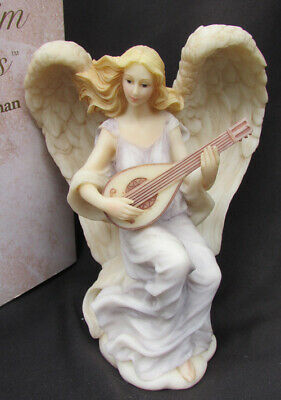 $14.95 • Buy Seraphim Angel Lydia Winged Poet Figurine 67088 About 6 3/4  Tall In Box