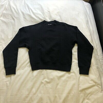 AU15 • Buy Uniqlo U Navy Blue Jumper Pullover XS