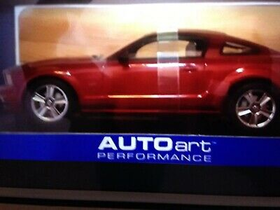 $ CDN81.18 • Buy 1:18 Autoart Performante 2005 Ford Mustang Auto Show Limited Edition 3000