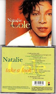 $ CDN18.99 • Buy Lot Of 2 CDs Of Natalie Cole Take A Look & Ask A Woman Very Rarely Played Read