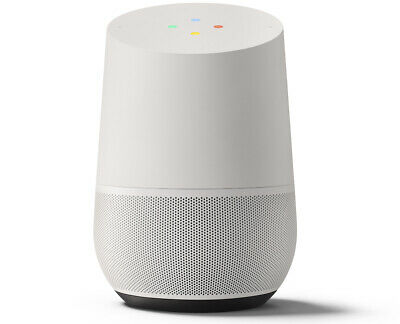 AU139 • Buy Google - Home Smart Speaker - White Slate