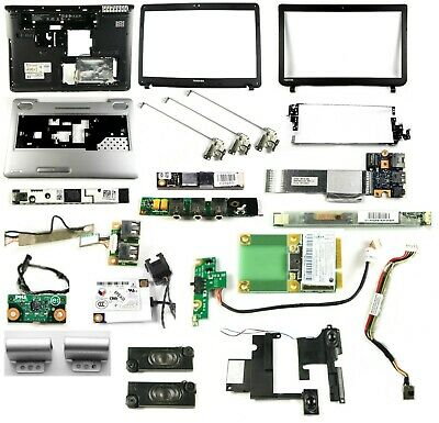 $ CDN10 • Buy Lot Of 22 Laptop Parts, Toshiba, HP, Compac.