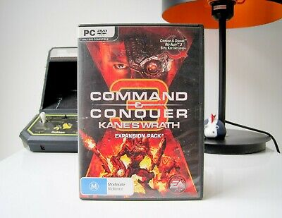 AU18 • Buy Command & Conquer 3: Kane's Wrath Expansion Pack - Pc