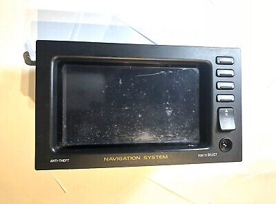 $160 • Buy 2003 - 2005 Honda Pilot Center Navigation System Screen 39810-S9V-A020-M1 OEM '