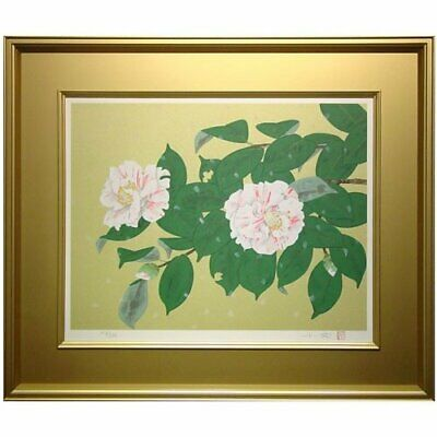 $ CDN3181.56 • Buy Chinami Nakajima  Spring  Lithograph Flower Season Framed Limited 116/280 Rare