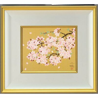$ CDN1855.91 • Buy Chinami Nakajima Spring Handrail Season Framed Reproduction Limited Rare Flower