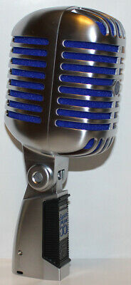 Shure Super 55 Deluxe Vocal Microphone, SUPER55, Brand New In Box • 202.26£