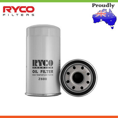 AU55 • Buy New * RYCO * Oil Filter For ISUZU WIZARD UES73 3L 4CYL Turbo Diesel