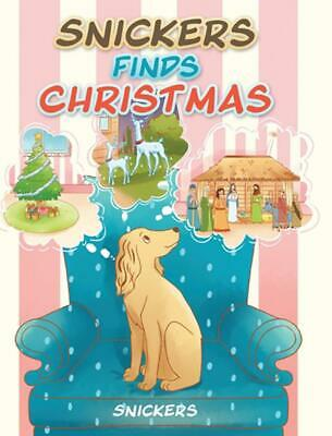 AU37.51 • Buy Snickers Finds Christmas By Snickers (English) Hardcover Book Free Shipping!