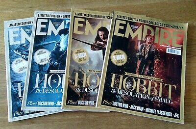 Empire Limited Edition Hobbit Collector's Set Of 4 [ Dec. 2013 ] • 9.99£