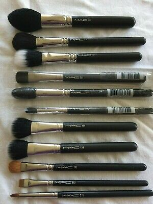 $39.99 • Buy AUTH MAC Brush 116 131 138  159 165 224 226 227 252 272   NATURAL/NOT SYNTHETIC