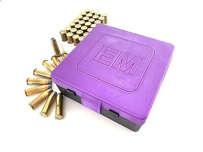 AU25 • Buy Ammo Box. 357 38 And 9mm. Personalised Box Cover