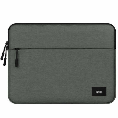 AU16.49 • Buy Laptop Notebook Gray Sleeve Case Bag Cover For MacBook/Air/Pro 15 Inch And Other