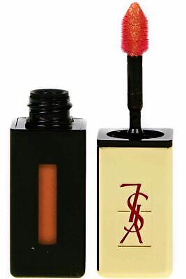 £12.86 • Buy YvesSaintLaurent Rouge Pur Couture Glossy Stain 6ml Corail Mutin #102
