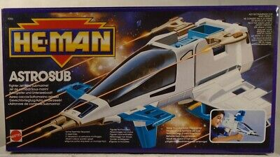 $119.99 • Buy Astrosub Jet Submarine The New Adventures Of He-Man Masters Of The Universe MISB