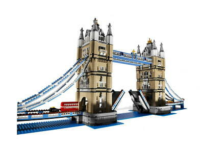 LEGO 10214 Creator Exp TOWER BRIDGE, In Excellent Condition, Pre-Owned • 293.37£