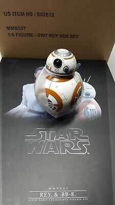 $ CDN79.28 • Buy Hot Toys MMS337 Disney Star Wars Force Awakens 1/6 Scale BB-8 Droid Only