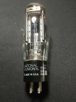 $ CDN32.08 • Buy NATIONAL UNION 5z3 Rectifier Vacuum Tube HANGING FILAMENT Tested