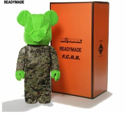 $6397 • Buy Rare Be@rbrick Sophnet Readymade F.R.C.B 1000% Bearbrick Medicom Toy