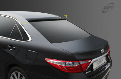 $76.22 • Buy Acrylic Rear Window Visor Roof Spoiler For 04/2 015 - 2017 Toyota Camry