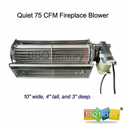 $30.99 • Buy Fireplace Replacement Fan Blower Unit For Heat Surge Electric Fireplace Heater