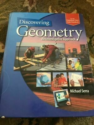$40 • Buy Discovering Geometry : An Investigative Approach - Student Edition + 6 Year...