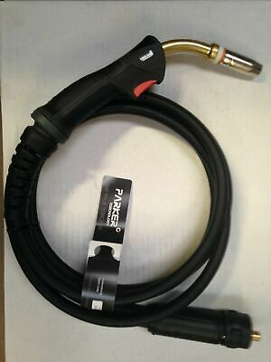 £52 • Buy Binzel Style _mig Welding Torch/gun 250- 4m With Euro Connection / 200amps