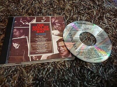 Johnnie Ray - Best Of (CD 1996) • 2.95£