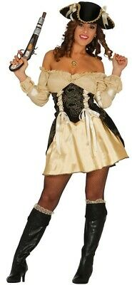 $45.32 • Buy Costume Pirate Golden Ideal For Holidays Of Costume Et De Carnival Halloween