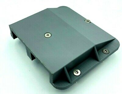 AU34.95 • Buy Grey Double Twin Anderson Plug Surface Mount Panel Kit External Suit 50 Amp