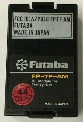 $19.56 • Buy FUTABA RF MODULE FOR R/C TRANSMITTER SERIES FP-TF-AM 72 MHZ CH50 (72.790 MHz)