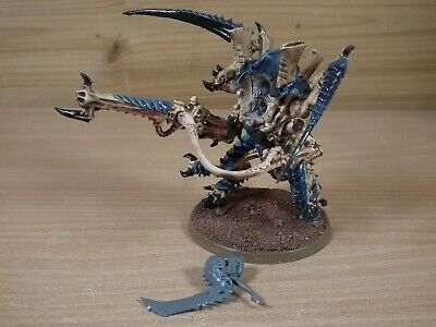 £30 • Buy Classic Metal Warhammer Tyranid Hive Tyrant Painted (l)