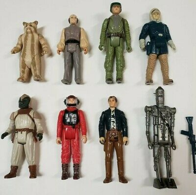 $ CDN40 • Buy Star Wars Vintage Beater And Better Lot Of 8 Figures. 1980 1983 Han Solo