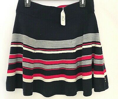 $32 • Buy NWT Smartwool Women's Size Medium Merino Cascade Valley Skirt Smart Wool C65