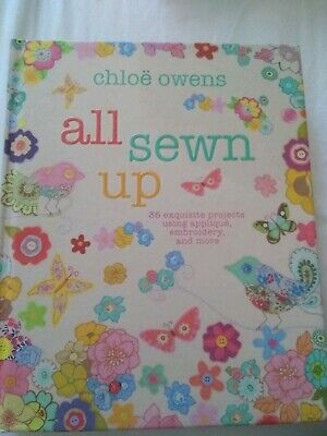 All Sewn Up Sewing Craft Book Excellent Condition • 0.99£