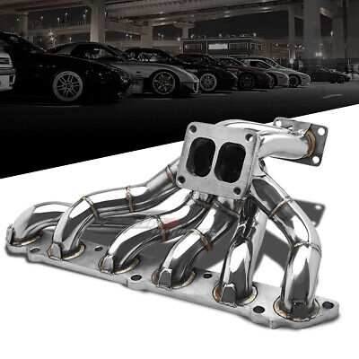$ CDN187.19 • Buy For 86-92 Supra Mkiii 7m-gte 7mgte Performance Turbo Charger Manifold Exhaust