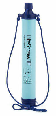 AU28.95 • Buy Lifestraw Original Personal Life Straw Portable Outdoor Water Filter Bpa Free