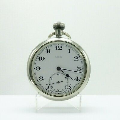 Rolex WW2 Military Pocket Watch In Good Condition And Working Order • 700£