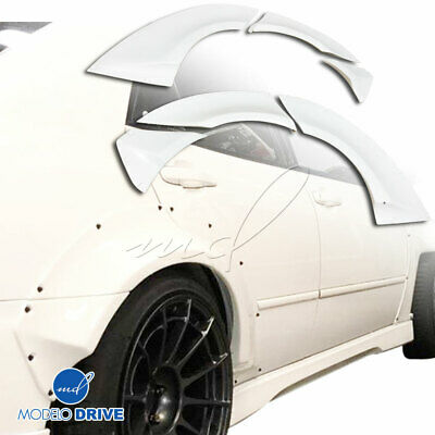 $364 • Buy FRP MSV Wide Body 50mm Fender Flares (rear) 6pc For Lexus IS Series IS300 0