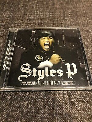 £9.21 • Buy Styles P - Independence - Cd - Vgc